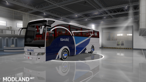 Mercedes Benz Tourismo 15-16-17 RHD 1.31 fix
