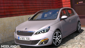 Peugeot 308 V1R2 (1.33.x), 1 photo