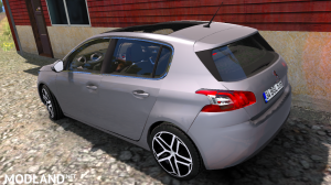Peugeot 308 V1R2 (1.33.x), 2 photo