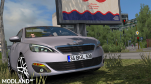 Peugeot 308 V1R2 (1.33.x), 4 photo