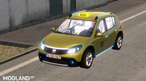 Dealer fix for Dacia Sandero, 1 photo