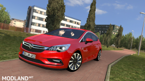 Opel Astra K Beta 2 (1.33.x), 1 photo