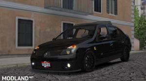 Renault Clio II V1R10 – (1.35), 1 photo