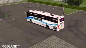 VOLVO B9R-I Shift bus mods for euro line for 1.32. and 1.33.x 3d Skin, 1 photo