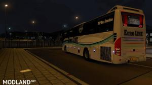 VOLVO B9R-I Shift bus mods for euro line for 1.32. and 1.33.x 3d Skin, 3 photo