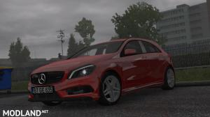 Mercedes Benz A45 V1R10 (1.35), 1 photo