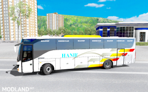 Iveco Hanif Bus Mod For ETS2 1.31.x