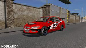 Mitsubishi Lancer Evo VIII MR v 2.2, 2 photo