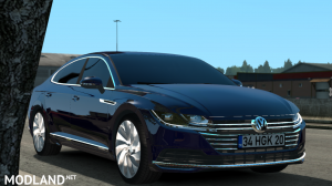 Volkswagen Arteon & Passat V1R10 – (1.35), 1 photo