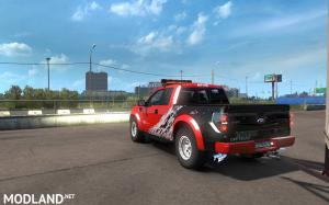 Ford F-150 Raptor 1.35.x  for ETS2, 2 photo