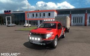 Ford F-150 Raptor 1.35.x  for ETS2, 1 photo