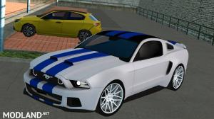 Ford Mustang «Need For Speed» 1.35