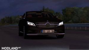 Mercedes-Benz CLS 350d 4Matic 2017 v 1.0