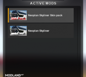 Neoplan Skyliner Coloring Fix 1.35(DX11) & 1.36 , 3 photo