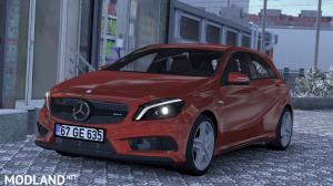 Mercedes-Benz A45 V1R20 (1.36.x), 1 photo