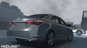 Toyota Corolla 2018 V1R20 (1.36), 3 photo