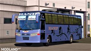 Hino AK1J Mega MOD With 12 Front & 17 Back, 4 photo