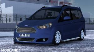 Ford Tourneo Courier V1R20 (1.36), 1 photo
