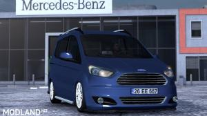 Ford Tourneo Courier V1R20 (1.36), 3 photo