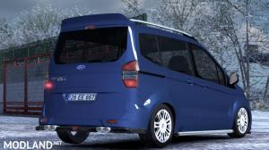 Ford Tourneo Courier V1R20 (1.36), 4 photo
