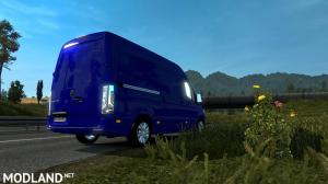 Mercedes Sprinter 2019 By Azorax Modding Beta