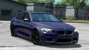 BMW F10 M5 V1R20 (1.36), 4 photo