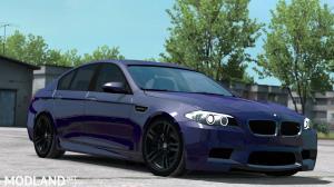 BMW F10 M5 V1R20 (1.36), 1 photo