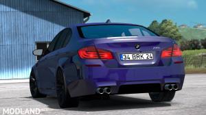 BMW F10 M5 V1R20 (1.36), 3 photo