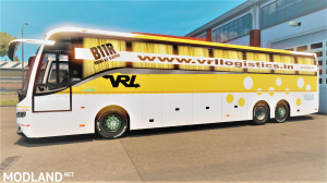 VRL volvo b11r, 1 photo