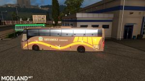 Shyamoli Volvo b7r, 3 photo
