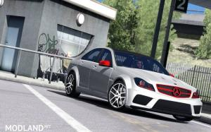 Mercedes-Benz C63, 2 photo