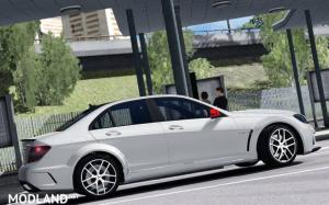 Mercedes-Benz C63, 3 photo