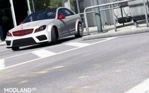Mercedes-Benz C63, 1 photo