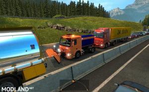 Big Traffic mod! v1.23, 3 photo