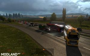 Big Traffic mod! v1.23, 1 photo