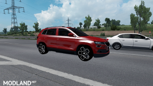 Dealer fix for Skoda Karoq, 1 photo