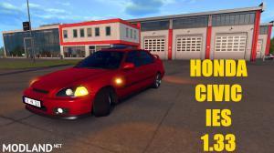 Dealer fix for Honda Civic IES