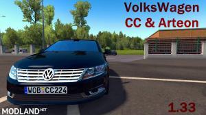 Dealer fix for Volkswagen CC & Arteon