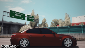 BMW 5 Series E60 Mod, 3 photo