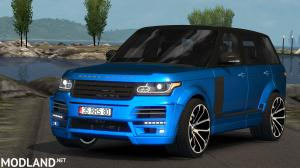 Range Rover Startech 2018 v 2.0 [1.31], 1 photo