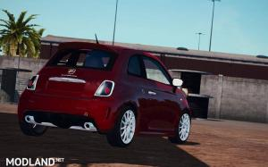 Fiat 500 Abarth 1.32.x, 3 photo