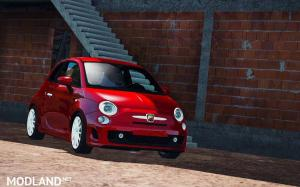 Fiat 500 Abarth 1.32.x, 1 photo
