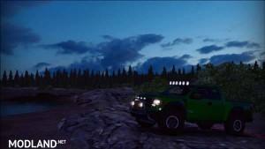 Ford F150 Raptor SVT
