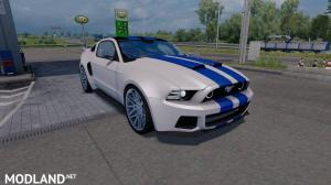 Ford Mustang By BurakTuna24 1.35 fix, 2 photo