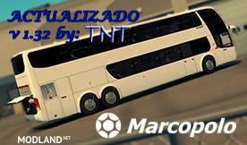 MARCOPOLO G6 1800 DD 6x2*4  1.32 - 1.34, 1 photo