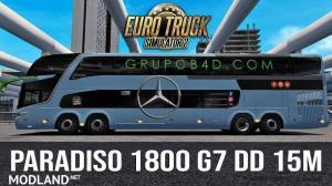 G7 1800 DD 15 m Mercedes 1.35