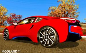 BMW i8 2016 for v1.27, 2 photo