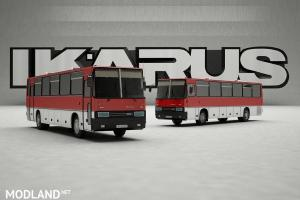 IKARUS 250 APOLLO ETS V1.27 BETA, 1 photo