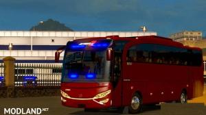 Bus Jetbus Hd For Ets 1 26 Mod For Ets 2