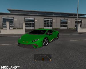 Lamborghini Huracan 1.35 - External Download image